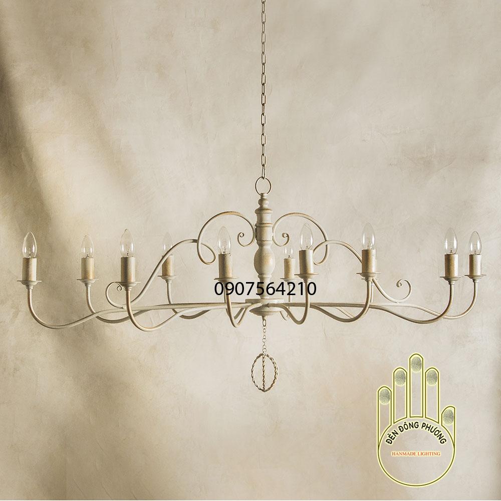 Những vẽ đẹp của đèn chùm châu âu mà các dòng đèn khác không thể so sánh được | Đèn đông phương