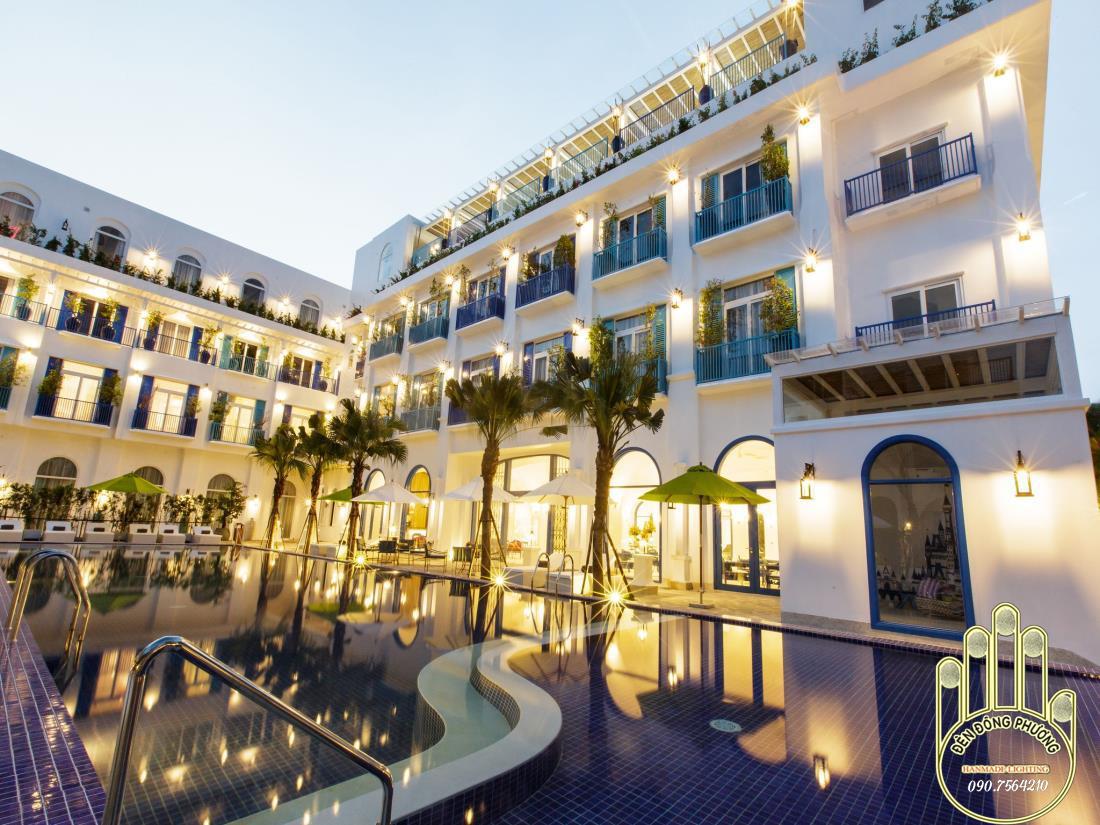 Cung cấp đèn trang trang trí cho Risemount Resort 5 sao Đà Nẵng | Đèn đông phương